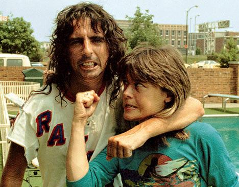 """Элис (Купер) и Сюзи (Кватро) - """"сладкая парочка"""" (начало 70-х)"""